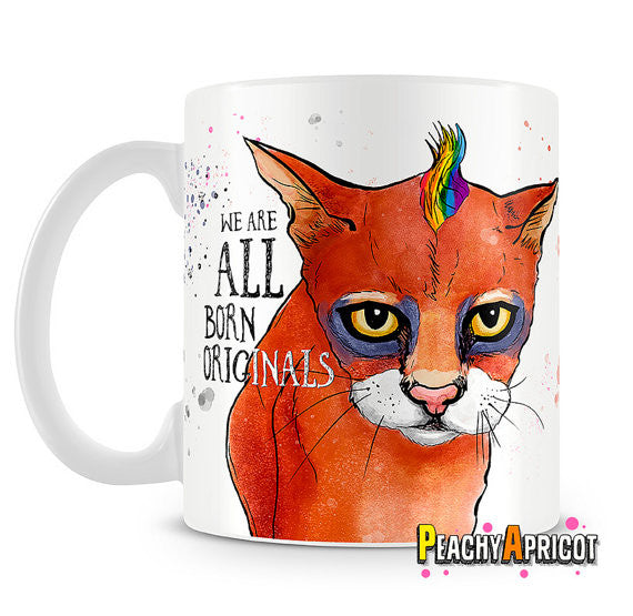 Born Originals Pride Mug