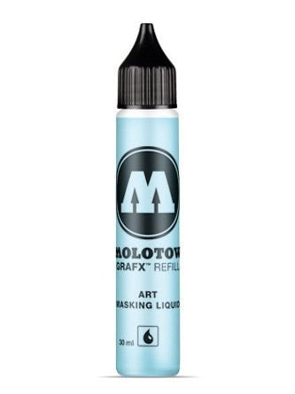 Molotow GRAFX Art Masking Liquid Refill 30ml