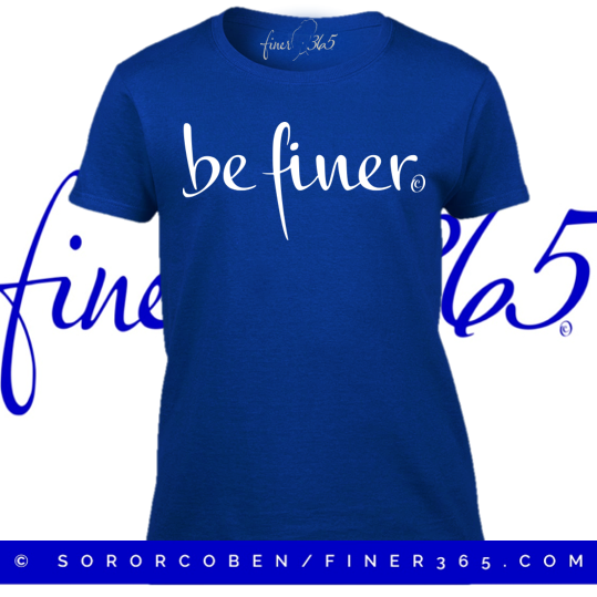 Black Friday - Be Finer- Unisex - Blue