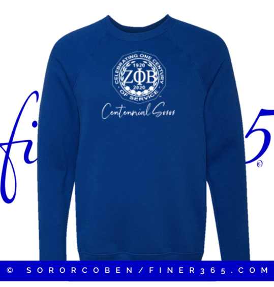 Black Friday - Centennial Soror  - Unisex - Sweatshirt