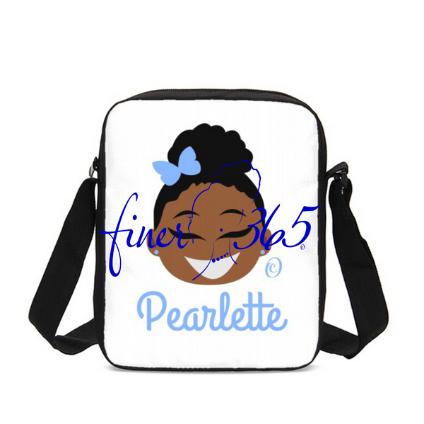 White Pearlette - Finer365 Grab & Go Bag