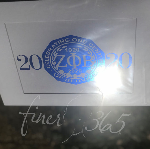 CTM - Finer 365 Pearl Commemorative 2020 Print