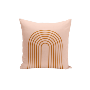 Deco Arch Pillow Cover