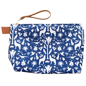 Desert Otomi Large Makeup Bag