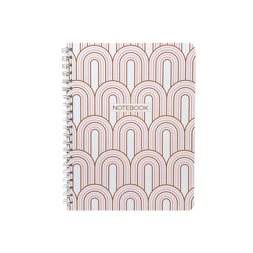 Deco Arch Notebook