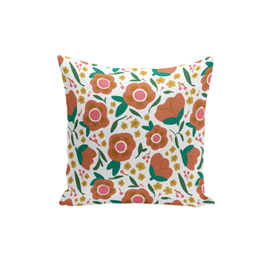 Desert Blooms Pillow