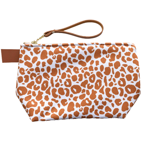 Leopard Small Makeup Bag