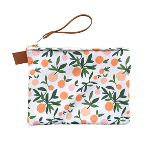 Oranges Small Pouch