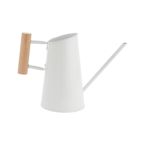 Scandi White Watering Can