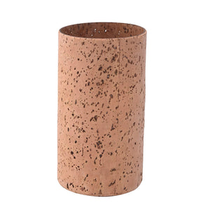 Cork and Glass Vase
