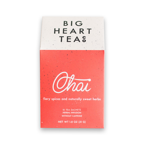 Big Heart Chai Tea