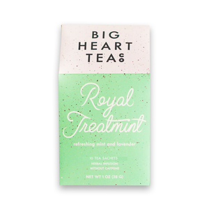 Big Heart Royal Treatmint Tea