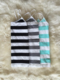 Stripe Tank (3 colors)