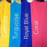 Extra Long Tank Top (10 Colors)