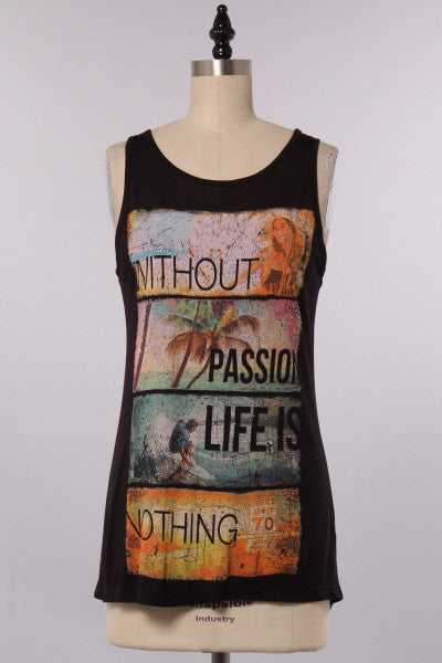 Without Passion Tank