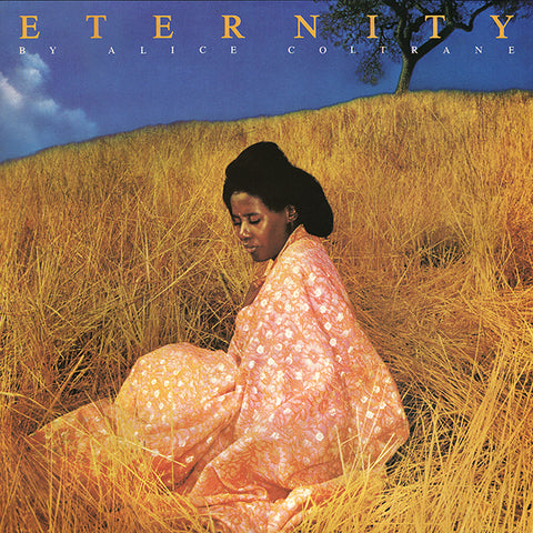 Alice Coltrane - Eternity LP