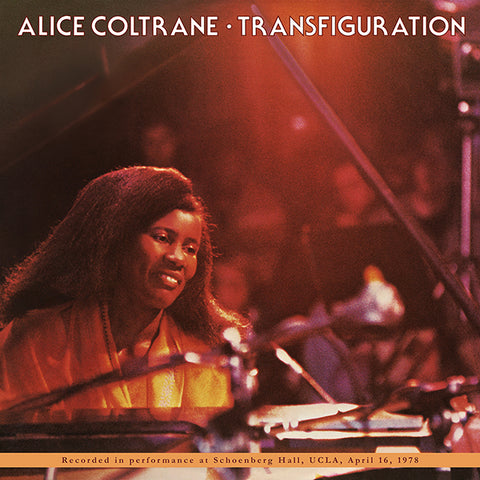 Alice Coltrane - Transfiguration 2xLP