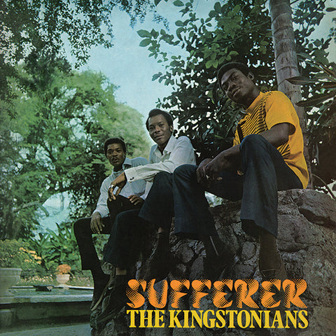 The Kingstonians - Sufferer LP