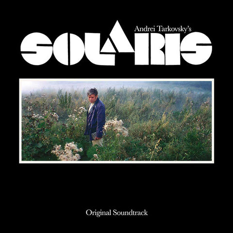 Eduard Artemiev - Solaris Original Soundtrack LP