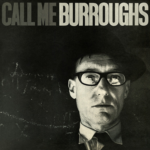 William Burroughs - Call Me Burroughs LP