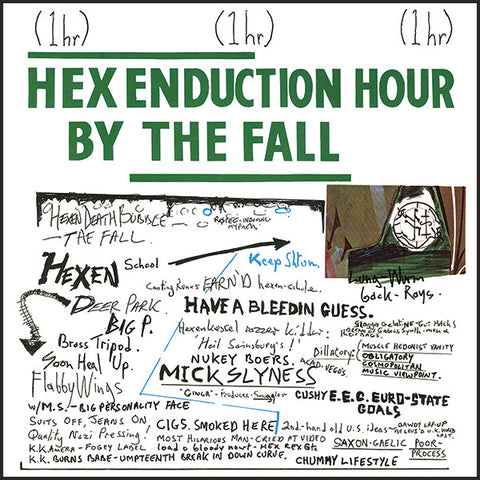 The Fall - Hex Enduction Hour LP
