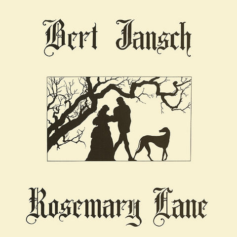 Bert Jansch - Rosemary Lane LP