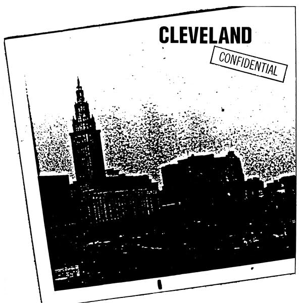 Various - Cleveland Confidential LP