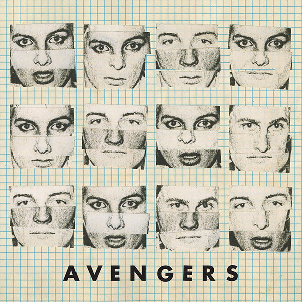 The Avengers - The American In Me 7""