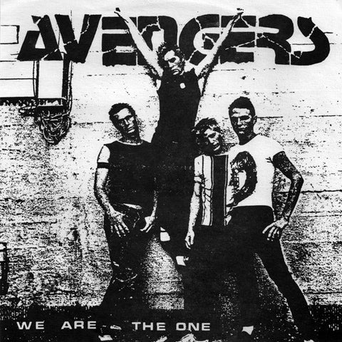 The Avengers - We Are The One 7""