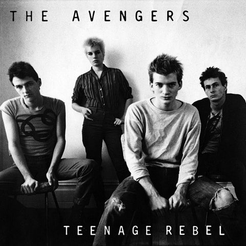 The Avengers - Teenage Rebel 7""
