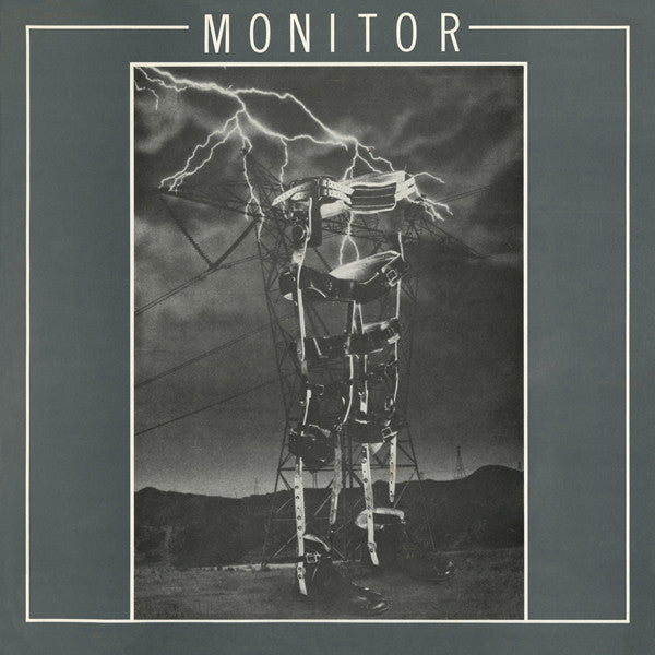 Monitor - s/t CD