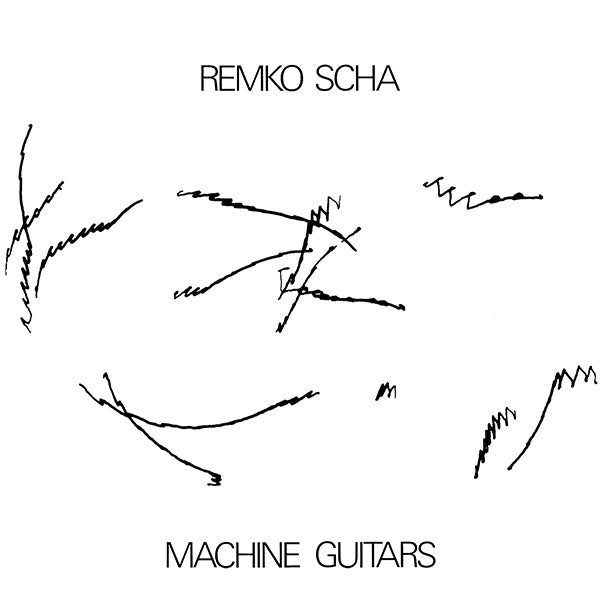 Remko Scha - Machine Guitars LP