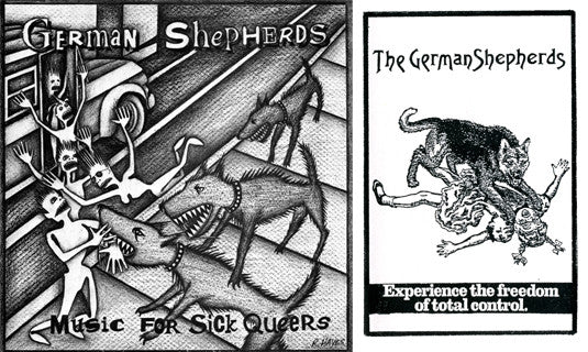 German Shepherds - Music For Sick Queers (Deluxe Edition)