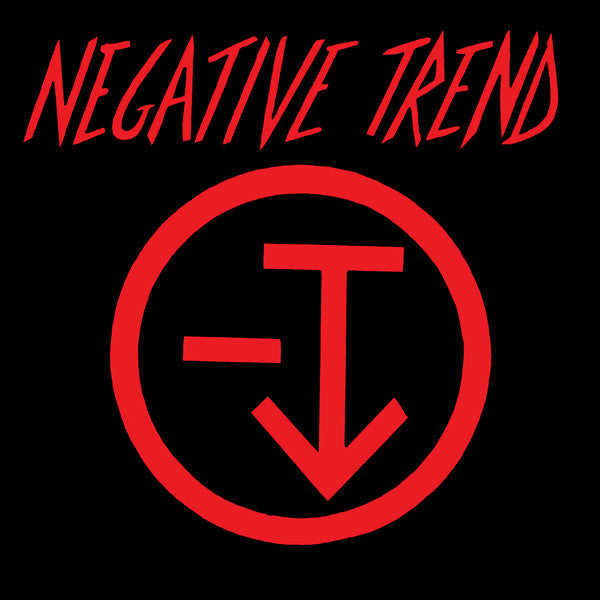 Negative Trend - s/t 7""
