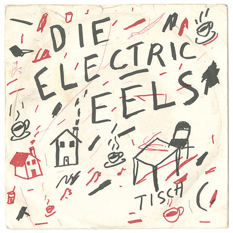 Electric Eels - Die Electric Eels LP