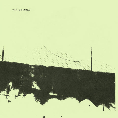 The Urinals - s/t 7""
