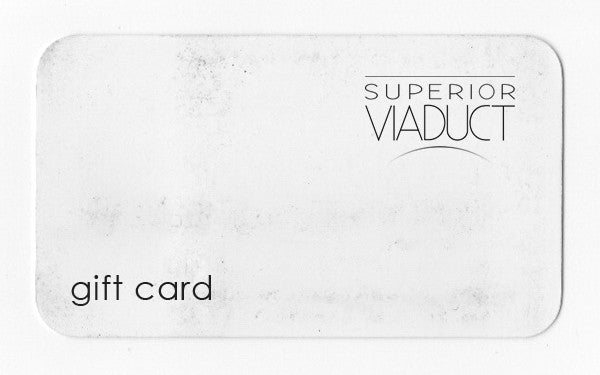 Superior Viaduct Gift Card