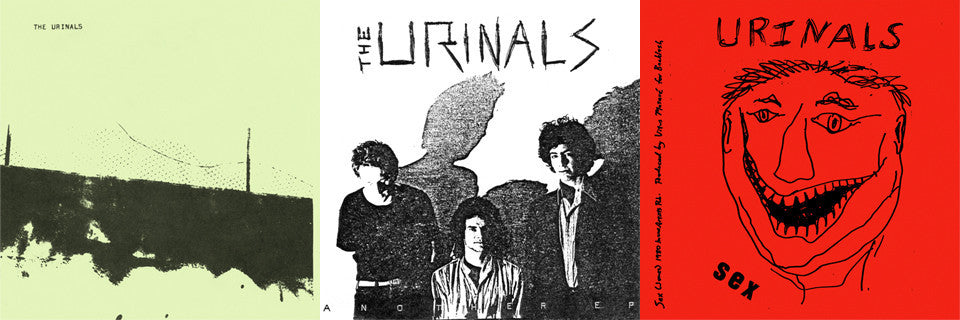 The Urinals - Vinyl Bundle (Deluxe Edition)