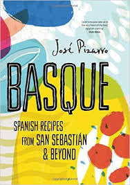 Basque by Jose Pizarro