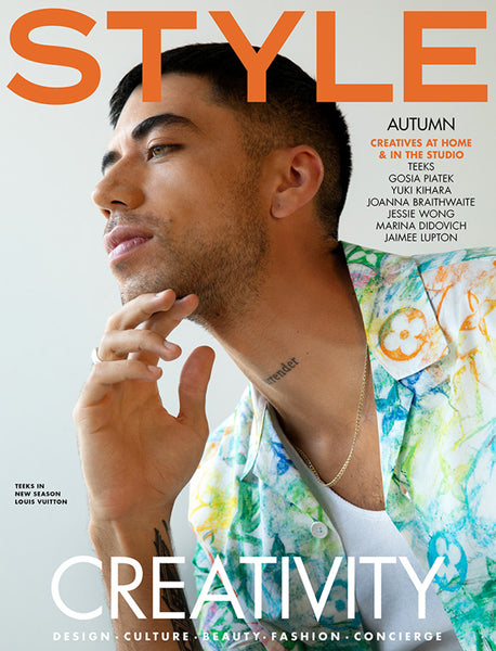 STYLE Magazine Subscription <br /> (Mens Cover)