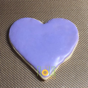 Large Heart Cookie