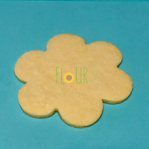 Scalloped Flower Cookie