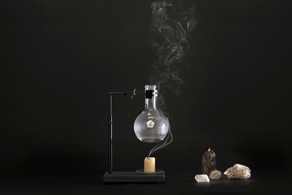 The Essential Oil Burner | A how-to guide