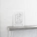 The Minimalist Home - Black Art Frame / 40 x 50 cm - The Minimalist Store