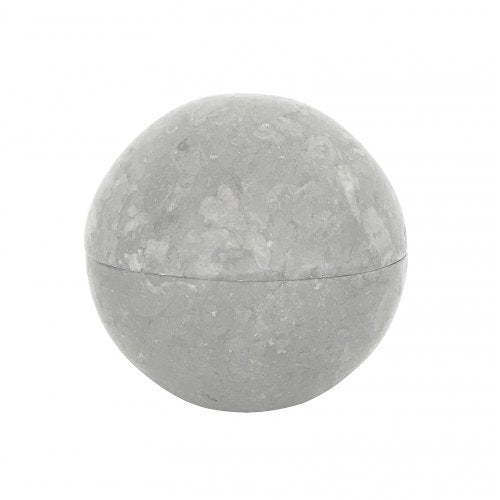 The Minimalist - Grey Stone Sphere - The Minimalist Store