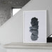 The Minimalist Home - Black Art Frame / 50 x 50 cm - The Minimalist Store