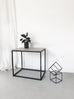 Slabs By Design - Concrete Tall Side Table - The Minimalist Store
