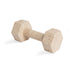 Solid Travertine Marble Dumbell