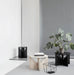 Kristina Dam - Blackened Beechwood Side Table / Small - The Minimalist Store