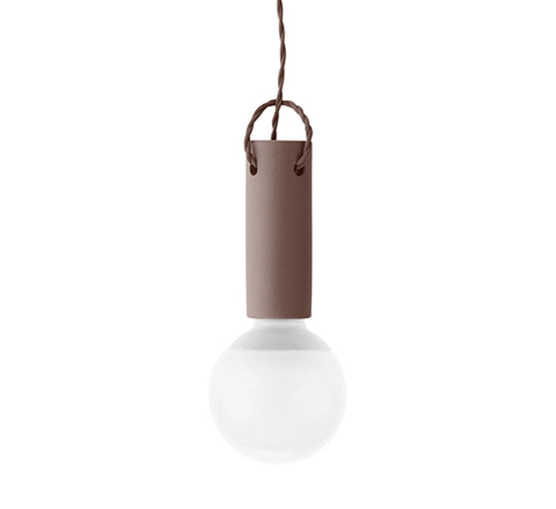 Menu - Tied Pendant / Taupe - The Minimalist Store